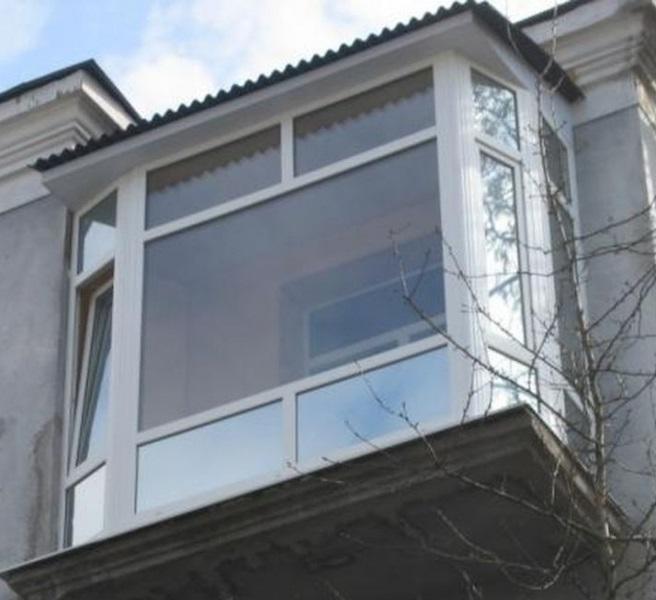 остекление лоджий пластиковыми окнами цены москва