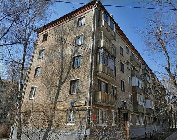 Балконы серий 1-511 - остекление в москве.